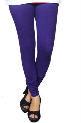 R R Women's Purple Leggings