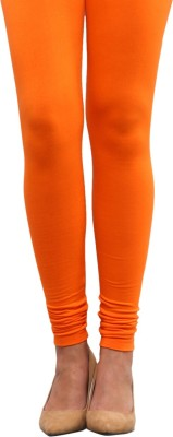 Yepme Women's Orange Leggings