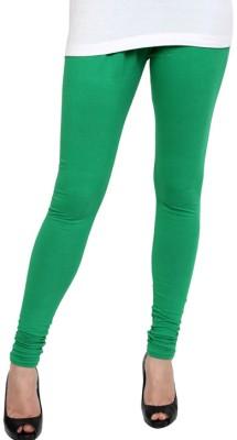 Pannkh Women's Green Leggings
