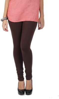 Ami Women's Brown Leggings
