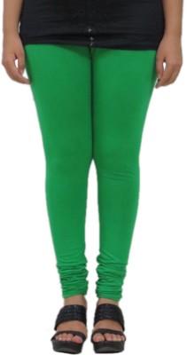HiNa Women's Green Leggings