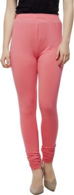 Adorz Wears Women's Pink Leggings