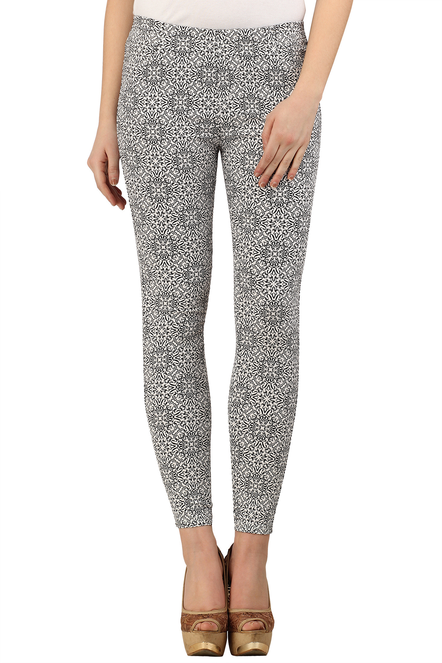 XPose Womens White Jeggings