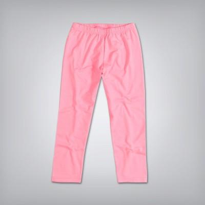 Gini & Jony Baby Girl's Pink Leggings