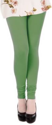 Sonari Fleur Women's Green Leggings