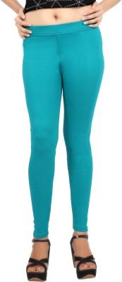 Comix Women's Green Leggings