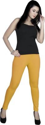 gargi Women's Yellow Leggings