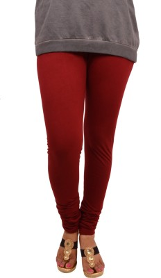 Leggings World Women,s Red Leggings