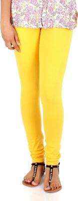 Caddo Women's Yellow Leggings