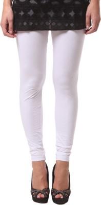 FashionExpo Women's White Leggings