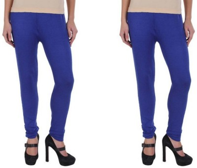 S Redish Women,s Blue Leggings