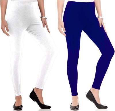 Kamuk Life Women's White, Blue Leggings