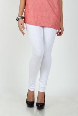 Ami Women's White Leggings