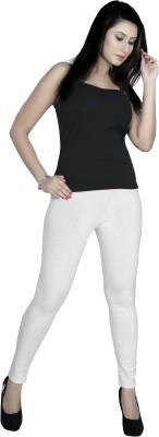 gargi Women's White Leggings