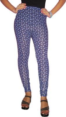 Modish Vogue Women's Blue Leggings