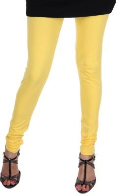 Itnol International Women's Yellow Leggings
