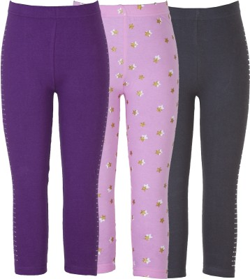 Sera Girl,s Multicolor Leggings