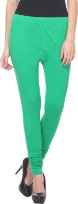 Quenell Women's Green Leggings