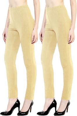 SPK Impact Women's Beige Leggings