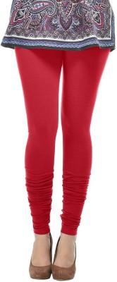 Meril Women,s Red Leggings