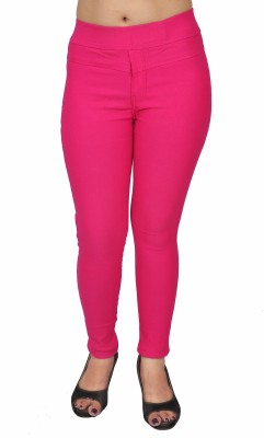 Nifty Women's Pink Jeggings