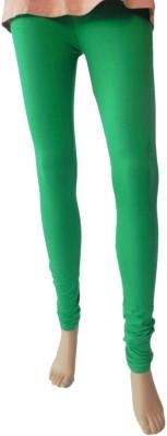 Nees Women's Dark Green Leggings