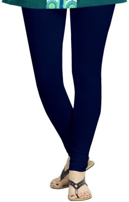 TBZ Women's Blue Leggings