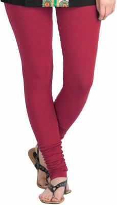 Belinda Women's Maroon Leggings