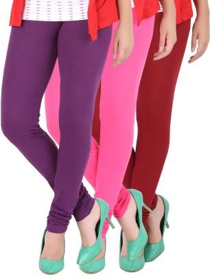 Dansik Women's Multicolor Leggings