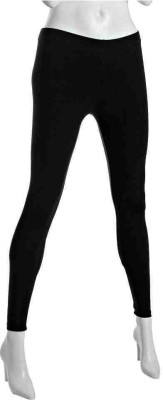 Sakal Enterprises Women's Black Leggings