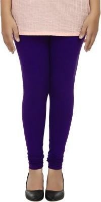 Day By Day Women's Purple Leggings