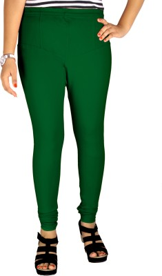 Dolphin Women's Dark Green Leggings