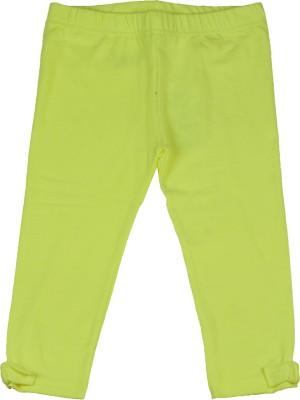 Sera Girl's Light Green Leggings
