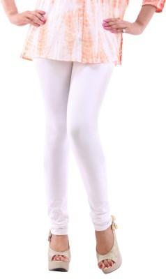 Pahal Women's White Leggings