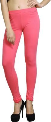 Phashion Town Women's Pink Leggings