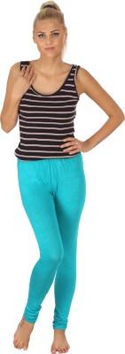 SLS Women's Light Green Leggings