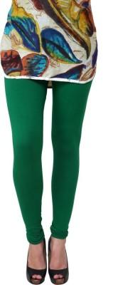 Charu Boutique Women's Light Green Leggings