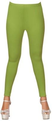 The perfect comfort Women's Green Leggings