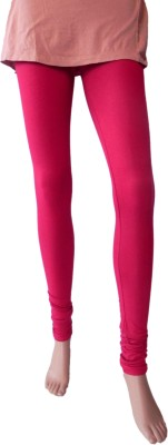 Nees Women's Maroon Leggings
