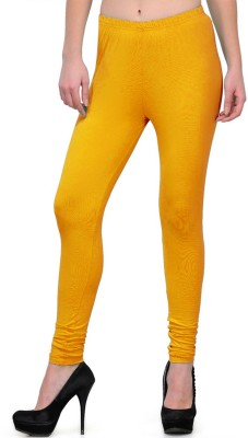 Magrace Women's Yellow Leggings