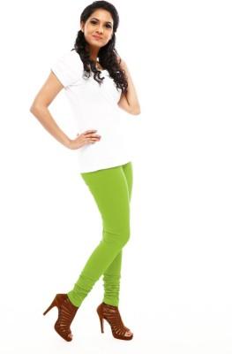 Leoma Women's Light Green Leggings