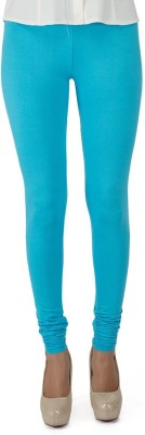 Shree Ji Enterprises Women's Blue Leggings