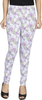 Anekaant Womens Multicolor Leggings