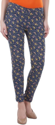 Street 9 Women's Multicolor Jeggings