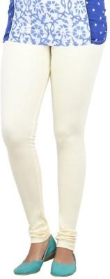 Fashionkala Women's White Leggings