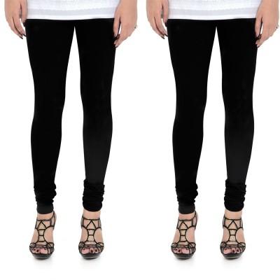SSD Women's Black Leggings