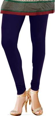 TBZ Women's Blue Leggings