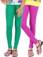 Be Style Legging For Girls(Green)
