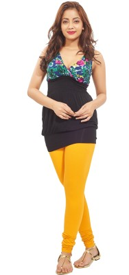 Minu Suits Women's Gold Leggings