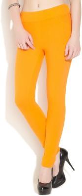 Riot Jeans Women's Orange Leggings